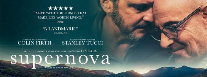 Cinema Weekend: SUPERNOVA - Venerdì 15 Ottobre alle 21, Sabato 16 Ottobre alle 21, Domenica 17 Ottobre alle 18:15 e alle 21