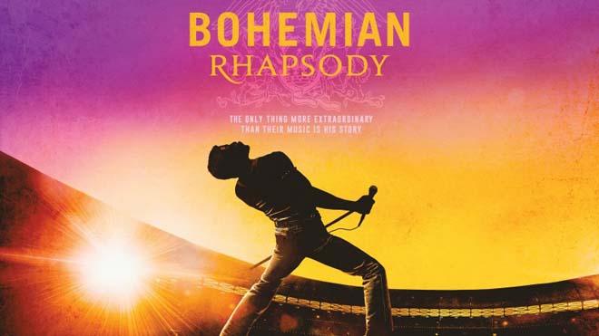 Cinema Weekend - BOHEMIAN RAPSODY - sabato 2 febbraio ore 21.00 e domenica 3 febbraio ore 18.15 e ore 21.00