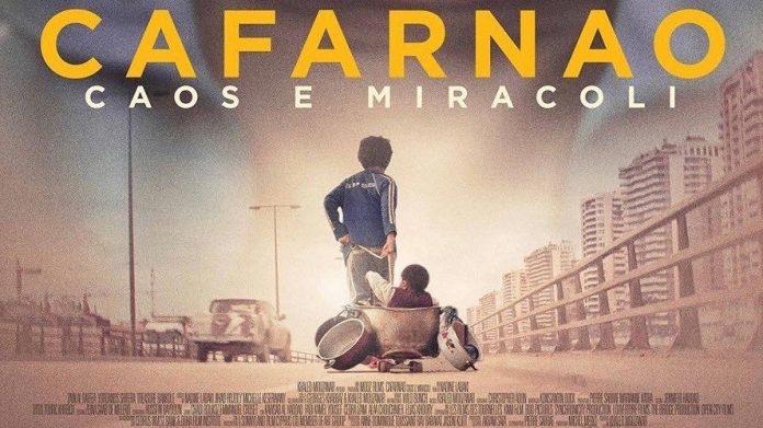 Cinema in LINGUA ORIGINALE: CAFARNAO