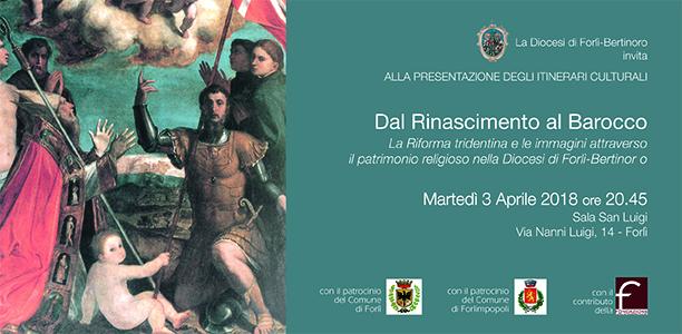 CONFERENZA - DAL RINASCIMENTO AL BAROCCO