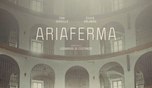 Cinema Weekend: ARIAFERMA - Venerdì 19 e Sabato 20 Novembre alle 21 con l'associazione