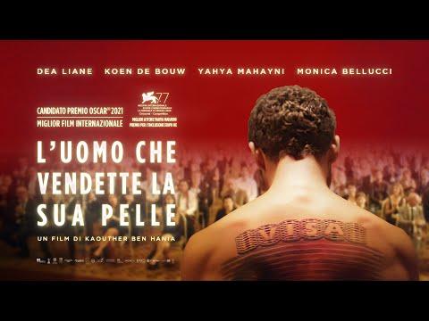 Cinema Weekend: L'UOMO CHE VENDETTE LA SUA PELLE,