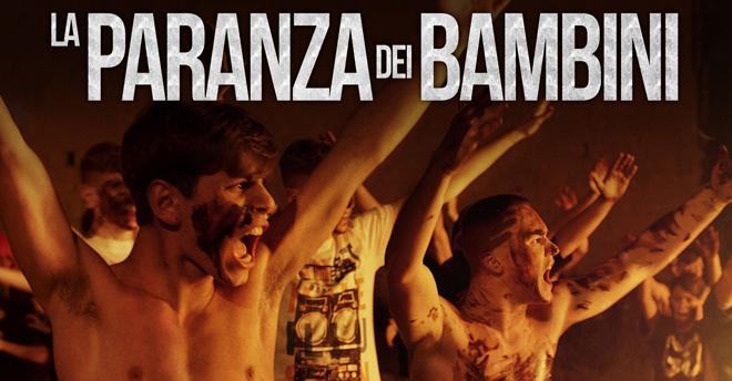 Cinema Weekend: LA PARANZA DEI BAMBINI - sabato 30 marzo ore 21.00 e domenica31 marzo ore 18.15 e ore 21.00