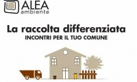 Conferenza - ALEA AMBIENTE - LA RACCOLTA DIFFERENZIATA IN CENTRO